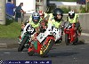 Sam Dunlop, Adrian Coleman & William Dunlop (back)